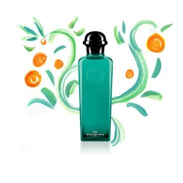 Makeup Hermès - Eau d'orange verte